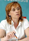 La portavoz del Grupo Municipal Socialista, Ana Vázquez