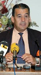 El teniente de alcalde, portavoz del Gobierno local y concejal de Urbanismo, Javier Rodríguez