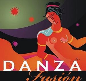 Imagen del cartel de los espectáculos de danza-fusión del Museo de las Villas Romanas